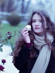 Marina (Valentyn Kolesnyk (ValeKo)) Tags: pentax people portrait k3 50mm woman light look mood pentaxflickraward