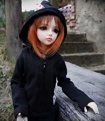 (claudine6677) Tags: bjd msd ball jointed doll asian dolls mnf minifee fairyland rendia puppe sammlerpuppe