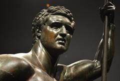 PALAZZO MASSIMO - ROMA (DAGM4) Tags: roma italia 2018 lazio travel travelguide museo man hombre bronce fuerte guerrero