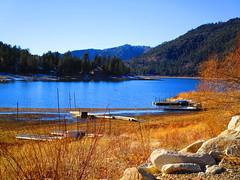 Boulder Bay, Big Bear Lake (MJGhajar) Tags: lake bigbearlake boulderbay