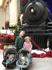 "Family at the Polar Express • <a style=""font-size:0.8em;"" href=""http://www.flickr.com/photos/109120354@N07/31500760427/"" target=""_blank"">View on Flickr</a>"