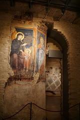 Siena Cathedral crypt art, Siena, Italy (Tatiana12) Tags: italy siena sienacathedral art architecture sienamuseum