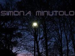 Peace (Scheggya2) Tags: night light citynight blue