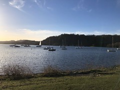 before the snow (carmenpartington) Tags: january scenery sun northwest winter cumbria lakedistrict lakewindermere windermere bowness