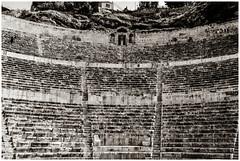 Roman Amphitheatre. Amman, Jordan-3 (nickyt739) Tags: roman amphitheatre ruins tourist explore amman jordan middle east levant history capital city steps architecture stone old amateur nikon dslr d5100