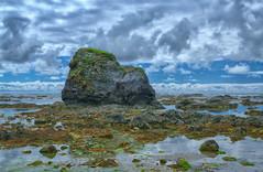Baboon Rock (Phil's Pixels) Tags: beach beachboulder baboonrock capealava coast seaside olympicnationalpark washington