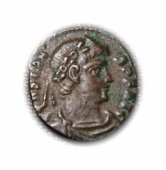Constans (Bahrfeldt) Tags: ancient roman imperial coin