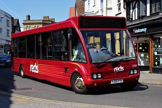 Salisbury Reds: 3758 / YJ06 FYE