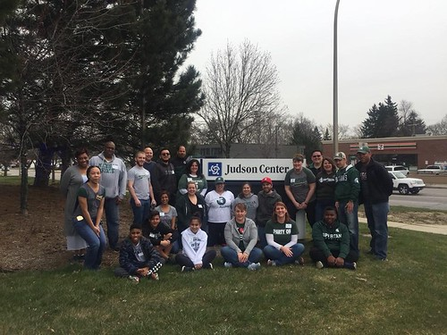 Global Day of Service, April 2018