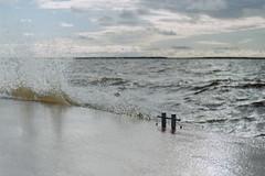 Nallimyrsky (aleksi20) Tags: film fuji c200 eos 1v ocean storm oulu nallikari canon finland