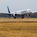 Frankfurt Airport: Kuwait Airways Boeing 777-369(ER) B77W 9K-AOI