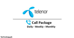 Latest Telenor Calls Packages March 2019 (office6625) Tags: telenor all call packages