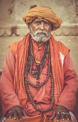 Varanasi snake charmer (andy_8357) Tags: varanasi snake charmer man turban ochre robes classic sadhu hindu hinduism uttar pradesh ganges banks sony ilce6000 ilcenex 6000 alpha emount sigma 60mm f28 dn art portrait portraiture