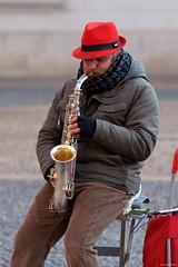 IMGP4707 Sax artist (Claudio e Lucia Images around the world) Tags: piazzadelduomo milano street music streetartist musician guitar saxophone player goodmusic direstreet deeppurple smokeinthewater pentax pentaxk3ii pentaxart tamron tamron70200 tamronlens tamronart