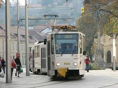 IMG_4152 (-A l e x-) Tags: bratislava slovakei tram strassenbahn tramway slovakia 2006 öpnv reise verkehr öffis