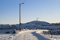 Au-delà du cercle polaire, 2012 / Beyond the polar circle, 2012 (Joseff_K) Tags: road route nikon nikond80 d80 audeladucerclepolaire beyondthepolarcircle tamron1750mmf28 norvege norway norge noreg kongeriketnoreg kongerketnorge coast neige snow merdenorvege norwegiansea