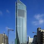 複合用途超高層建築物の写真