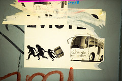 Google Bus (Thomas Hawk) Tags: america california google mission missiondistrict sf sanfrancisco usa unitedstates unitedstatesofamerica gentrification graffiti mural streetart fav10