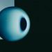 Eye (graemes83) Tags: pentax lensball glass sphere weird vivitar 28mm close up