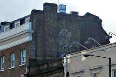 Gillette Razor Blade Ghost Sign Commercial street London E1 . 11/11/18. (Ledlon89) Tags: ghostsigns ghostsign adverts oldadverts paintedadverts oldsigns signs london oldlondon shoreditch