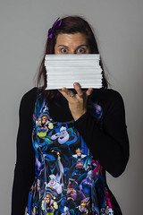 Day 4330 (evaxebra) Tags: ewa cards christmas villains disney dress iod blackmilk tired lot lots many envelopes