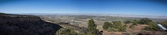 Colorado as a Monument (trainmann1) Tags: nikon d7200 amateur colorado co fall october 2018 vacation trip scenic west panoramic panorama formations rocks hills mountains coloradonationalmonument nationalparkservice parkservice park