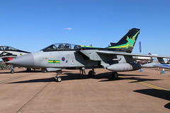 ZA456_01 (GH@BHD) Tags: za456 panavia tornadogr4 tornado raf royalairforce riat2015 raffairford fairford royalinternationalairtattoo specialcolours military fighter bomber strikeaircraft aviation aircraft