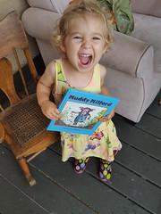 Thanks Grandma! (milfodd) Tags: july 2018 phaedra fay book muddymilford mobile