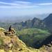 Mountain view, Simien mountains, Ethiopia