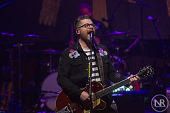 The Decemberists 3 (Gig Junkies) Tags: thedecemberists folkmusic livemusic manchester mcr ilovemcr alberthall alberthallmanchester liveband band guitar canon canoncamera photo photopit photographer colinmeloy nikkirodgephotos lights