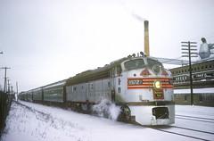 CB&Q E8 9972 (Chuck Zeiler 52) Tags: cbq e8 9972 burlington railroad emd locomotive naperville train dinky chuckzeiler chz