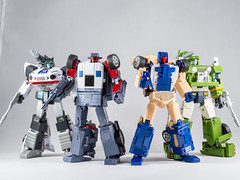 DSC00200 (KayOne73) Tags: sony a7riii nikon 40mm f 28 micro macro transformers toys figures 3rd party robot action masterpiece mp x transbots flipout wildrider stuntacon