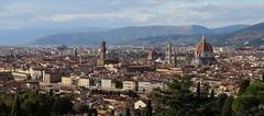 Panorámica de Florencia (Ce Rey) Tags: florencia firenze florence italy italia cityscape panoramica panoramic europa europe viajes turismo travel