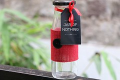 Funny Prank Gift Jar of Nothing (mywowstuff) Tags: gifts gadgets cool family friends funny shopping men women kids home
