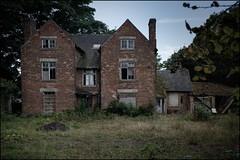 Long forgotten house (ducatidave60) Tags: fuji fujifilm fujinonxf23mmf14 fujixt1 abandoned decay dereliction urbandecay urbex urban