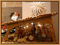 Silent Night, Holy Night - EXPLORE #34 (bigbrowneyez) Tags: stable babyjesus nativityscene holy blessed religious december natale noel christmas beautiful mood lovely heartfelt deligtful special festive merrychristmas buonntale charming joyeuxnoel feliznavida star animals barn atsilvanas holidays santa babbo stell fabulous stunning bellissimo bello silentnightholynight explore frontpageexplore 34exploredec22 peace pace