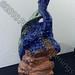 """Resting Dragon"" by Ilham K, ceramic, $50.00"