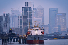 City of Westminster (Chris Hamilton Photography) Tags: greenwich d7200 ship boat canary wharf river urban eatuary eresting place