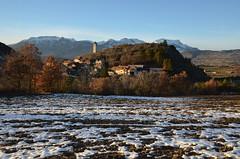 Rambaud (RarOiseau) Tags: village montagne hiver rambaud hautesalpes 2012 clocher mountain winter saariysqualitypictures v1000