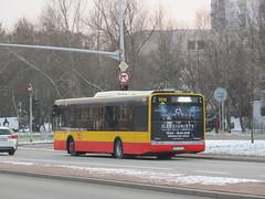 Solaris Urbino 12III, #9316, PKS Grodzisk Mazowiecki (transport131) Tags: bus autobus ztm warszawa wtp solaris urbino pks grodzisk