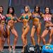 Open Bikini A - 4th Jacqueline Zwiegers, 2nd Asha Panchal, 1st Alyssa Torres, 3rd Rosanna Morales, 5th Samantha Wong