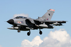 ZA611 (Ian.Older) Tags: za611 panavia tornado gr4 raf royalairforce 41sqn military jet aircraft aviation bomber waddington