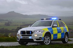 SV18 BYF (S11 AUN) Tags: cleveland police bmw x5 anpr armed response car arv traffic rpu roads policing unit 999 emergency vehicle sv18byf