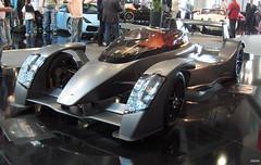 CAPARO T1 (prototype) - 2008