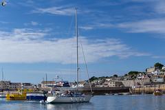 Harbour of Hugh Town (dieLeuchtturms) Tags: hafen 3x2 grosbritannien meer europa hughtown atlantik stmary keltischesee scillyisles england celticsea europe greatbritain harbour sea vereinigteskönigreich gb