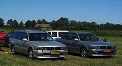 1995 Mitsubishi Sigma x2 (rvandermaar) Tags: lggp56 sidecode5 1995 mitsubishi sigma mitsubishisigma mitsubishidiamante lsvr95 diamante wagon 30i v6 sohc automatic dohc magna mitsubishimagna