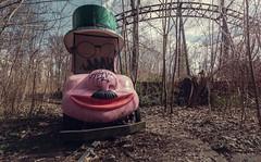 Wasteland (Nils Grudzielski) Tags: lostplaces abandonedplaces urbanexploration explore decay park