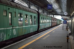 Heuston, 13/11/18 (hurricanemk1c) Tags: railways railway train trains irish rail irishrail iarnród éireann iarnródéireann dublin heuston 2018 rpsi railwaypreservationsocietyofireland heritagestock woodenbodiedstock 1335