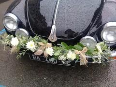 44821313_1725543684238479_2598400929988345856_n (AtelierRougeCoquelicot) Tags: mariage décoration rétro voiture ancienne