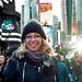 Portrait, Times Square, New York City
